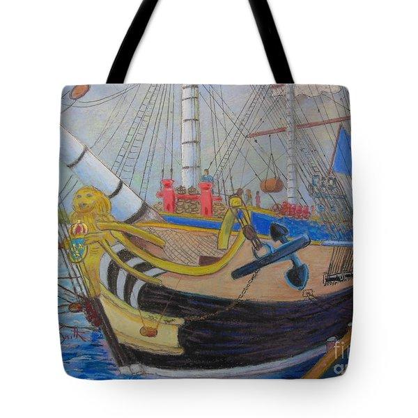 L'hermione Tote Bag
