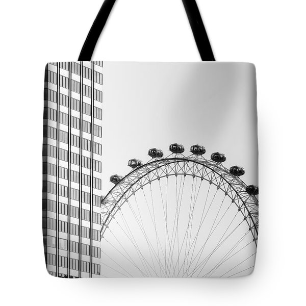 London Eye Tote Bag by Joana Kruse