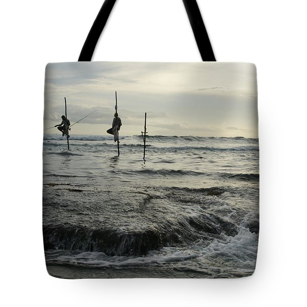 Tote Bag featuring the photograph Long Beach Kogalla by Christian Zesewitz