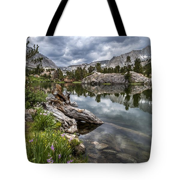 Long Lake Tote Bag