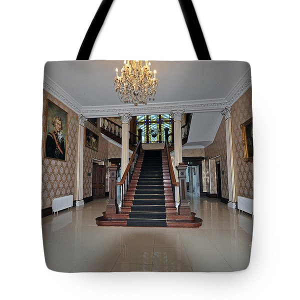 Lyrath Estate Hotel Tote Bag