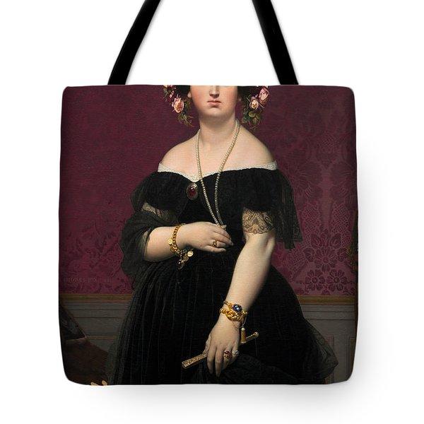 Madame Moitessier Tote Bag