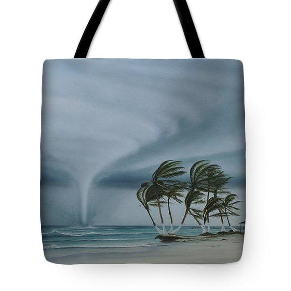 Mahahual Tote Bag by Angel Ortiz