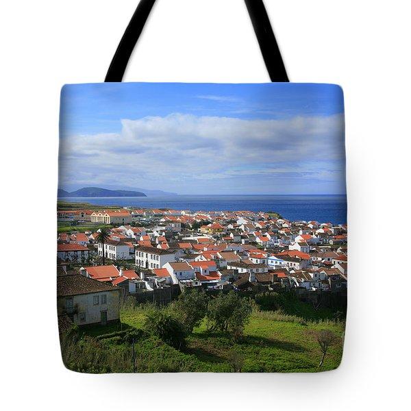 Maia - Azores Islands Tote Bag by Gaspar Avila