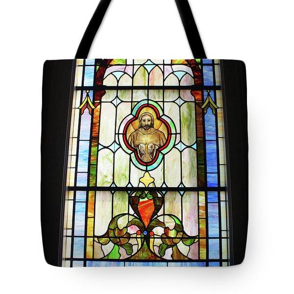 Mattituck Presbyterian Church Tote Bag