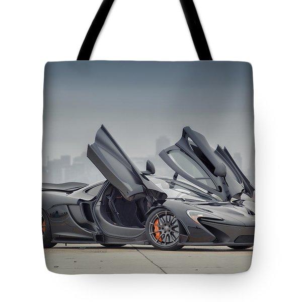 Mclaren P1 Tote Bag