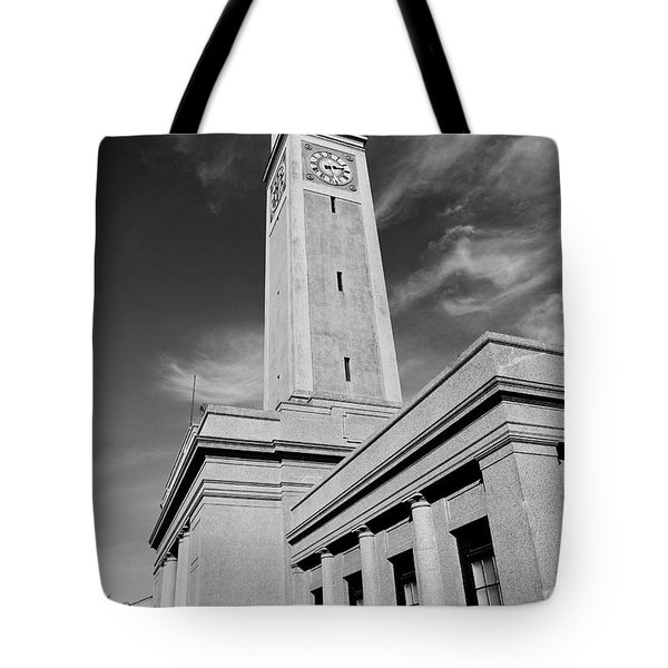 Memorial Tower - Lsu Tote Bag