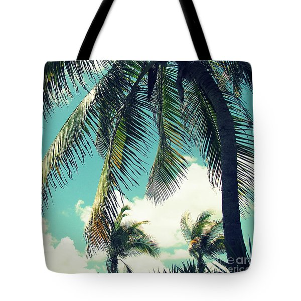Tote Bag featuring the photograph Miami by France Laliberte