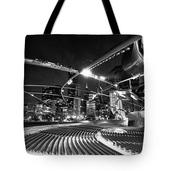 Millennium Park Tote Bag