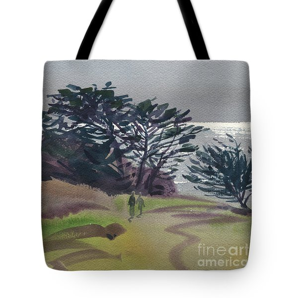 Miramonte Point 1 Tote Bag by Donald Maier