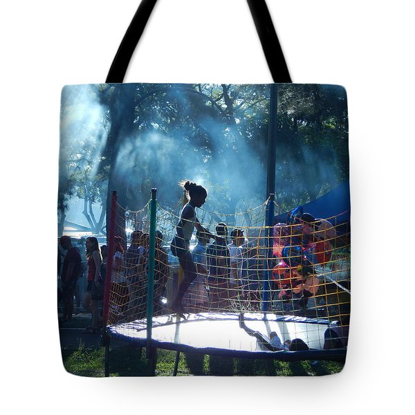 Monday Monday Tote Bag