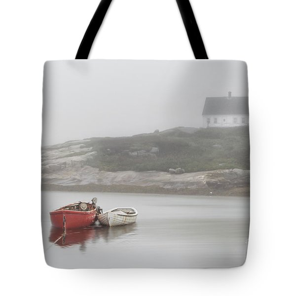 Moody Harbor Tote Bag