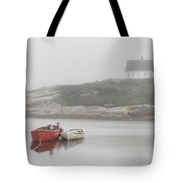 Moody Harbor Tote Bag