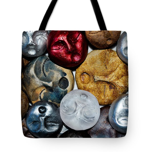 Moonstones Tote Bag by Kristen R Kennedy