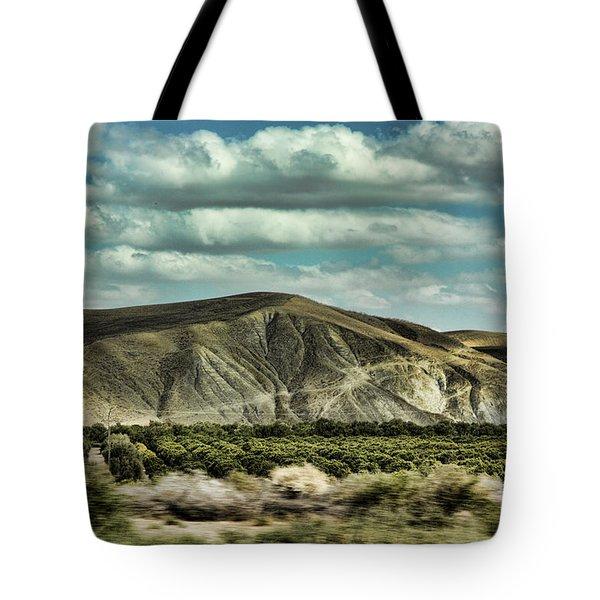 Morocco Landscape I Tote Bag