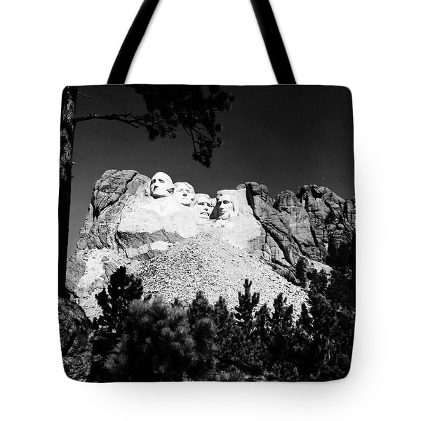 Mount Rushmore Tote Bag by Granger