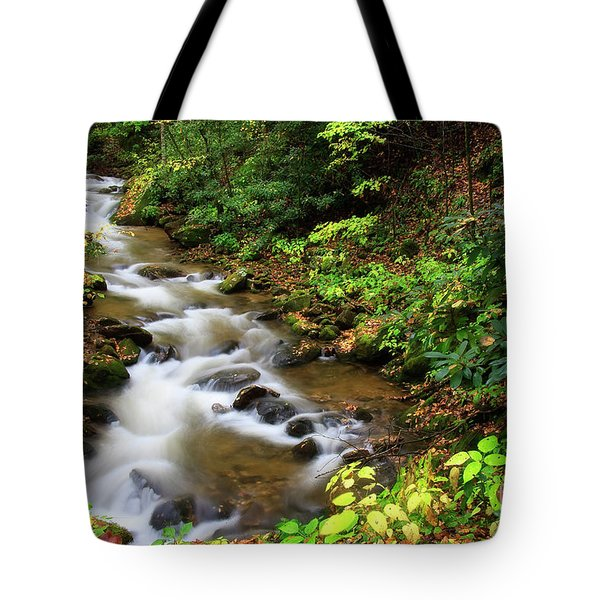 Mountain Creek Tote Bag