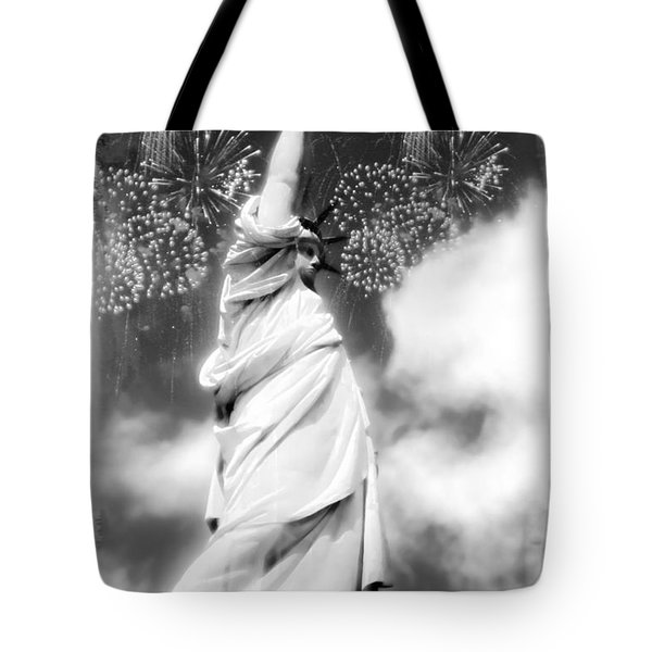 My Lady Liberty Tote Bag