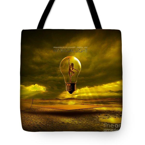 Mystical Light Tote Bag