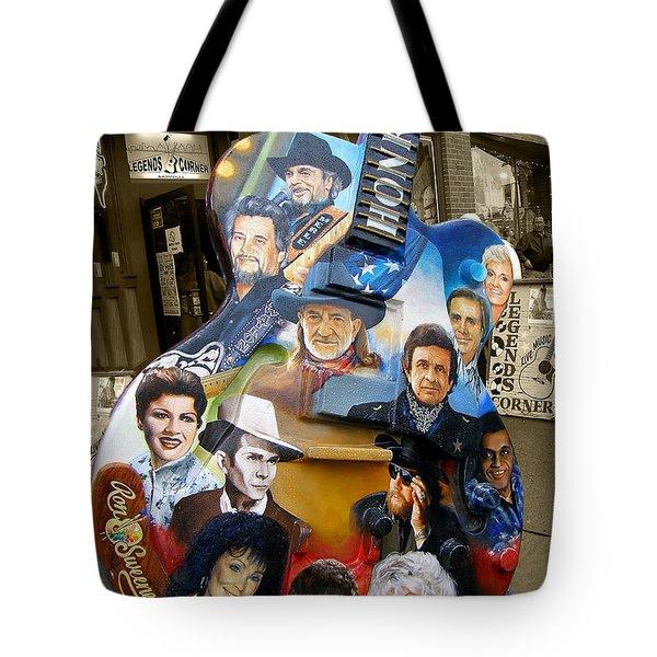 Nashville Honky Tonk Tote Bag