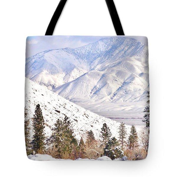 Natural Nature Tote Bag