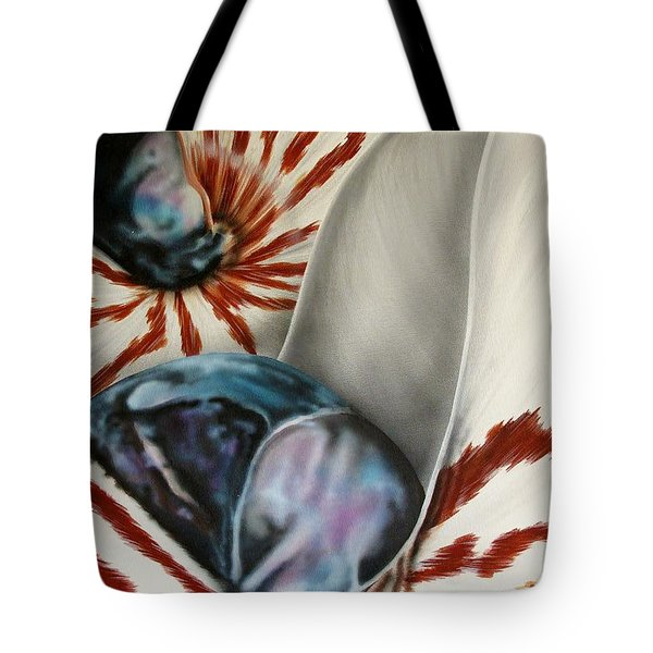 2 Nautilus Tote Bag