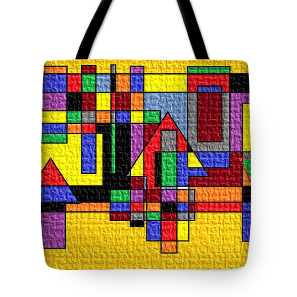 New Upload Tote Bag by Tom Janca