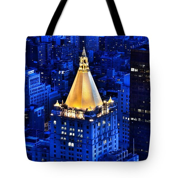 New York Life Building Tote Bag