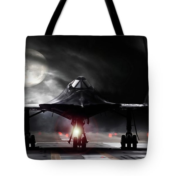 Night Moves Tote Bag