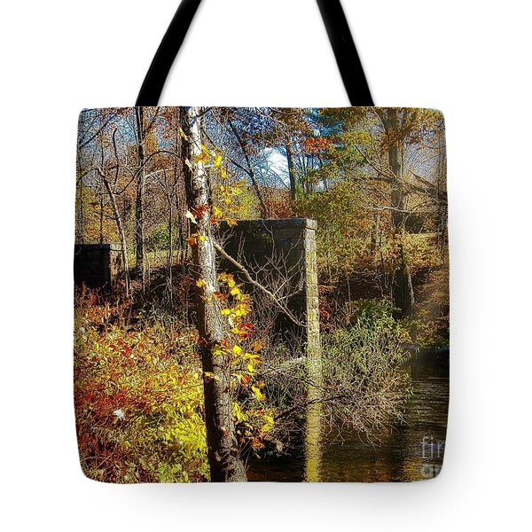 Northeast Tote Bag