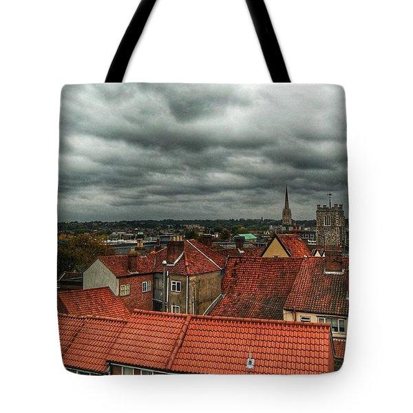 Norwich Tote Bag