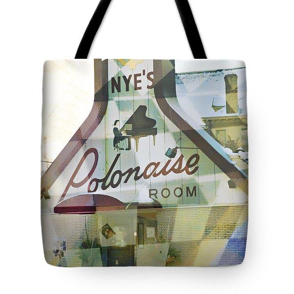 Nye's Polonaise Room Tote Bag