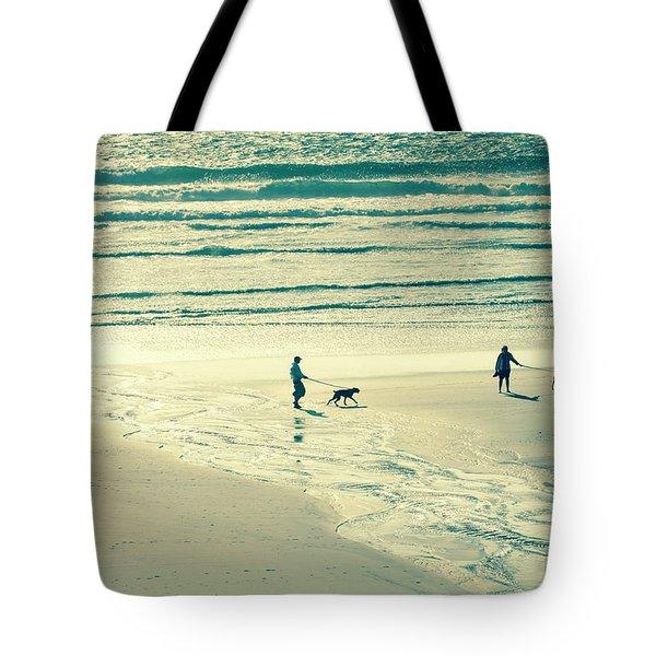 Oceanside Oregon Tote Bag by Amyn Nasser