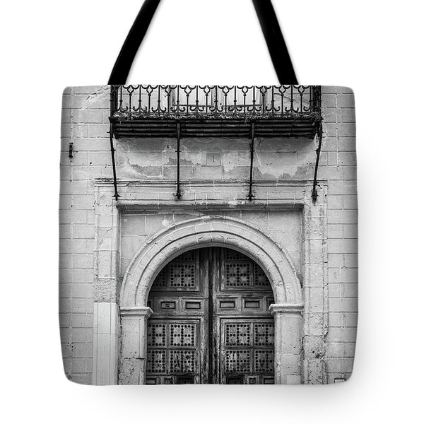 Old Door Tote Bag