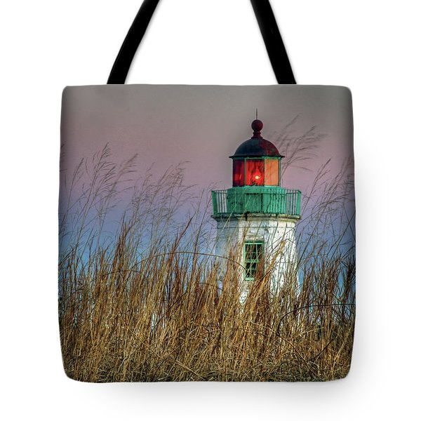 Old Point Comfort Light Tote Bag