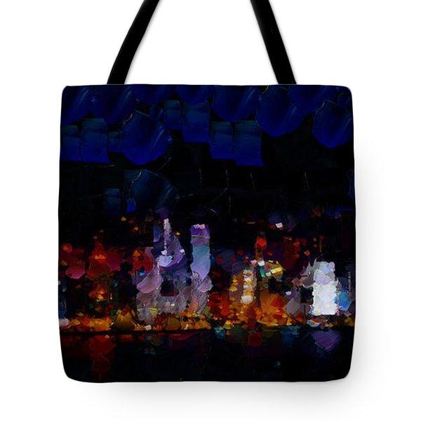 One Night In Hong Kong.. Tote Bag