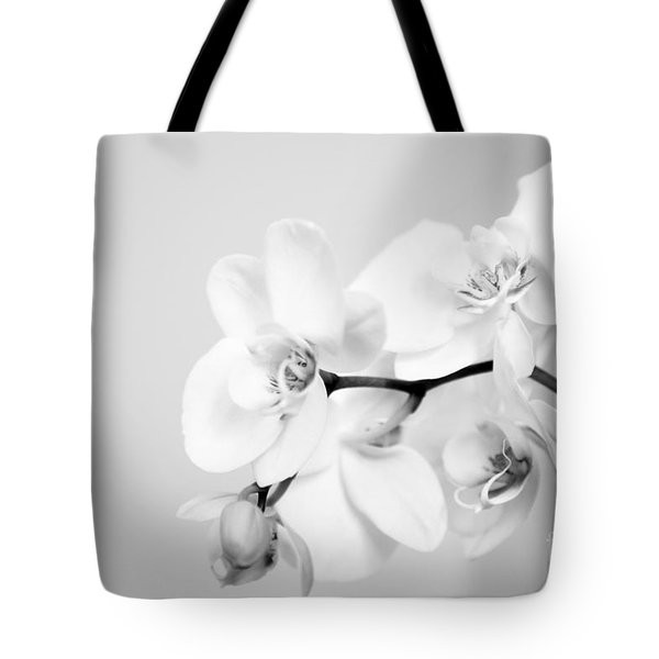 Orchid Tote Bag by Amanda Barcon