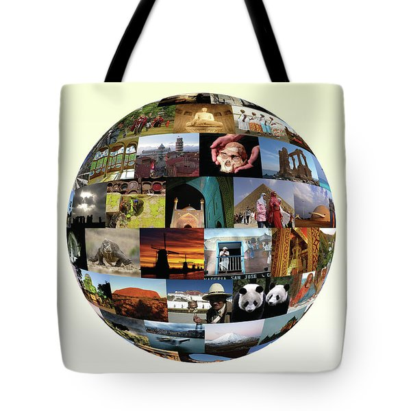 Our Heritage Our Place Tote Bag