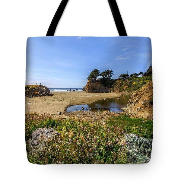 Pacific Coast Highway Tote Bag