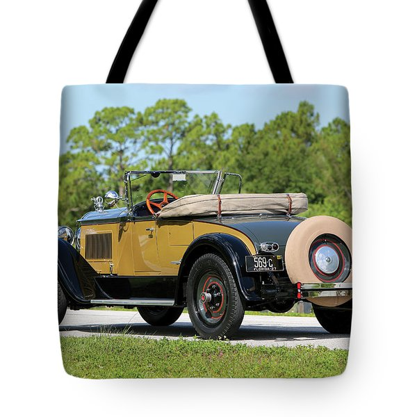 Packard Six Runabout Tote Bag