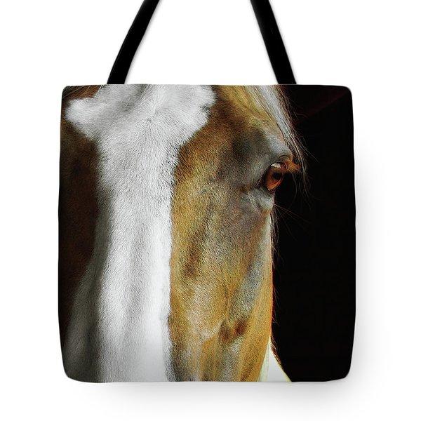 Palomino Tote Bag