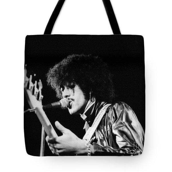 Phil Lynott Tote Bag