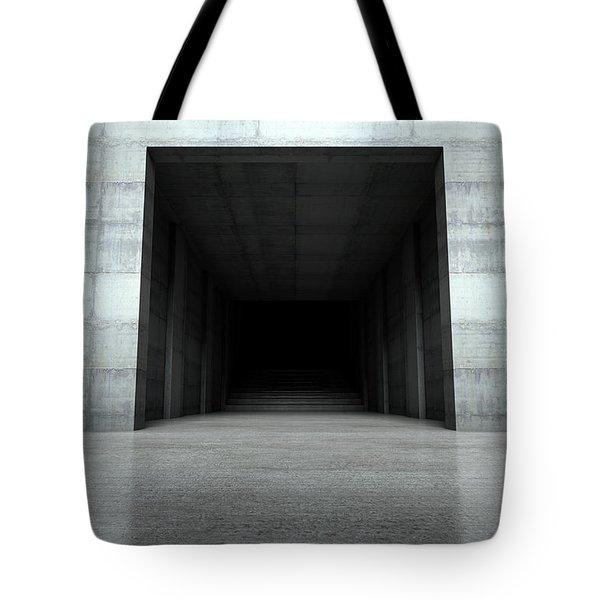 Player Stadium Entrance Tote Bag