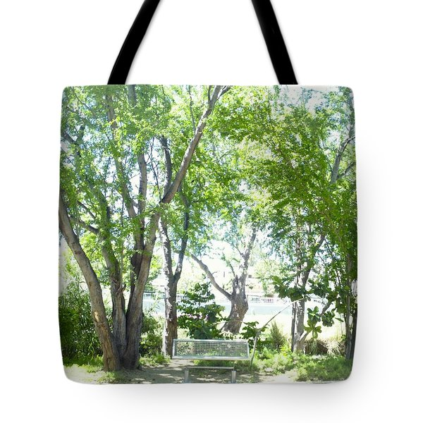 Ponce, Urban Ecological Park Tote Bag