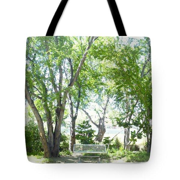 Ponce, Urban Ecological Park Tote Bag