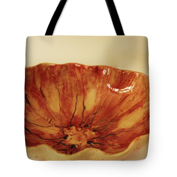 Poppy Tote Bag by Itzhak Richter