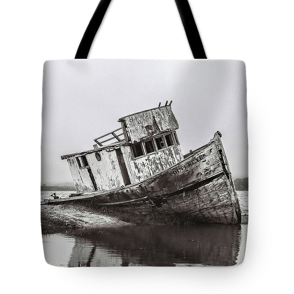 Pt Reyes Tote Bag