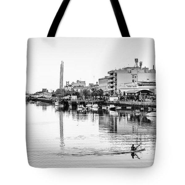 Tote Bag featuring the photograph Puerto De Santa Maria Cadiz Spain by Pablo Avanzini