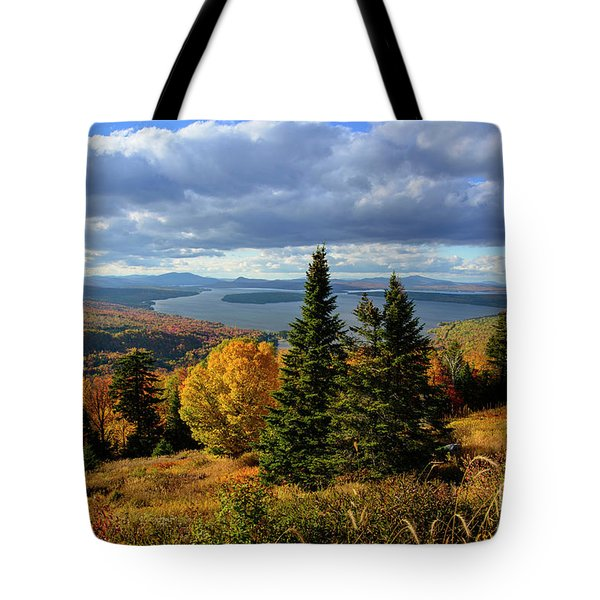 Rangeley Overlook Tote Bag
