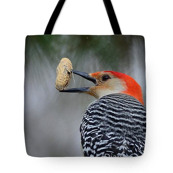 Red-bellied Woodpecker Tote Bag